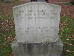 Mary P Walker