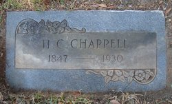 Henry C Chappell