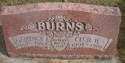Florence L Burns