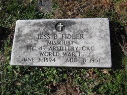 Jess B Fidler
