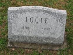 Naomi A. <I>Ickes</I> Fogle
