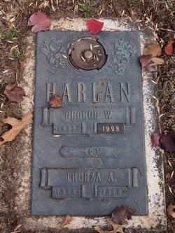 Thurza Agnes <I>Carpenter</I> Harlan