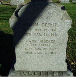 William Boeker
