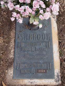 George B Ashbrook
