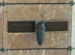 Owen A Walker