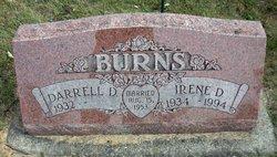 Irene D Burns