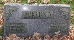 Alfred Ecklund