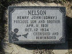 """Henry John """"Sonny"""" Nelson"""