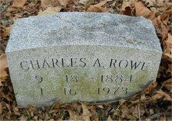 Charles Allen Rowe, Sr