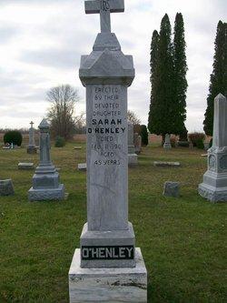 Sarah O'Henley
