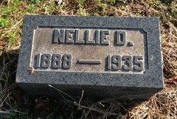 Nellie <I>Dawkins</I> Fisk