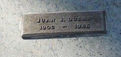 Juan J Duran