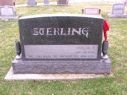 Abigail F. Sterling