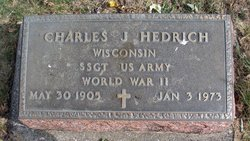 Charles J Hedrich