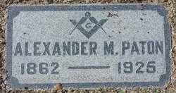 Alexander M Patton