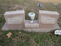 Homer W Carter
