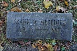Frank Webster Meredith