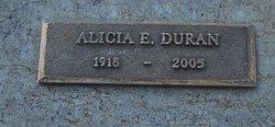 Alicia E Duran