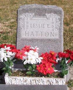 Leslie E. Hatton