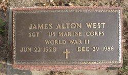 James Alton West