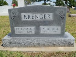 "Patricia Margaret ""Patty"" <I>Thomas</I> Krenger"