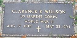 Clarence Elmer Willson