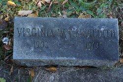 Virginia Waters <I>Townshend</I> Meredith