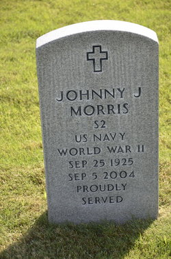 Johnny J Morris