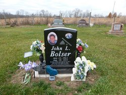 Johnny Lee Bolser
