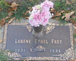 Lorene Ethel <I>Stradford</I> Frey