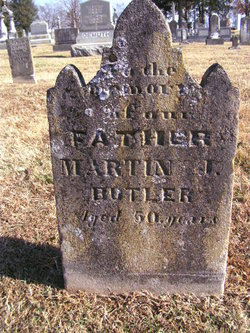 Martin T Butler