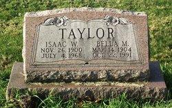 Bella M. <I>Grube</I> Taylor