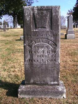 William Dinwiddle
