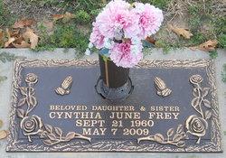 Cynthia June Frey