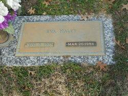 Eva <I>Meador</I> Haley