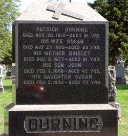 John C Durning
