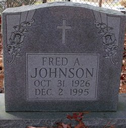Fred A. Johnson