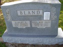 Lula May <I>Diltz</I> Bland