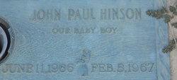 John Paul Hinson