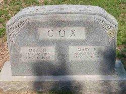 Mary F. Cox