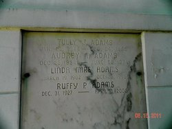Ruffy P Adams