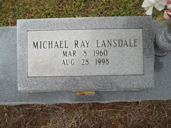 Michael Ray Lansdale