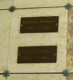 Chester Stewart Weckerly