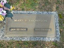 Mary P. Thompson