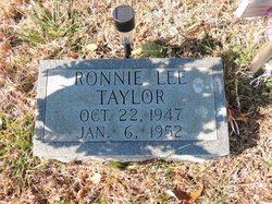 Ronnie Lee Taylor