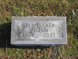 Lefa <I>Tucker</I> Mechem
