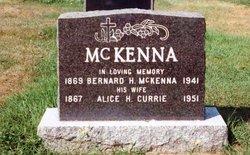 "Bernard Henry ""Barney"" McKenna"