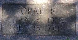 Opal F. Robinson
