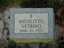 Nicolitto Vetrino