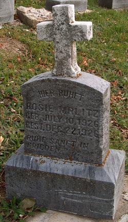 Rosie Mrlitz